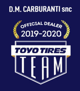 official dealer toyo tires a Roma