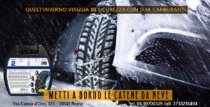 Vendita catene da neve a Roma