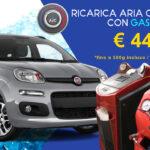 Ricarica aria condizionata auto con gas R134A